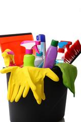 hausarbeit reinigung