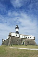 Barra Salvador Brazil Lighthouse