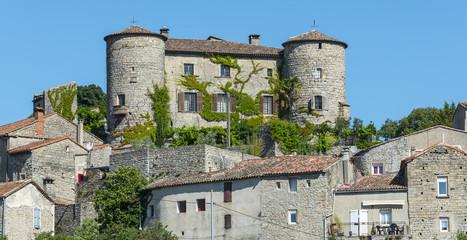 Parc des Cevennes, historic village