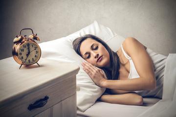 Calmly Sleeping