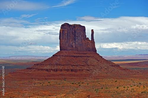 Wall mural Arizona Scenic Landscape