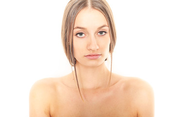 junges Model im Portrait