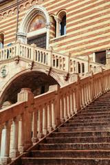 Historische Architektur in Verona