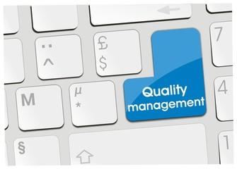clavier quality management