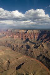 Panorama of Grand Canyon