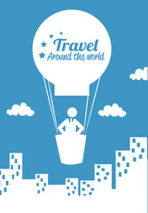 travel arround the world