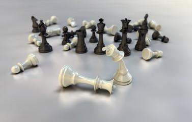Schach - nach der Schlacht 02