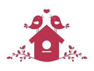 Birds in love 2