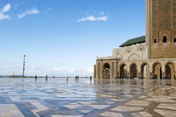 Hassan II in Casablanca, Marokko