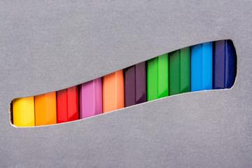 Coloring Crayons Box