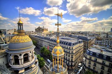Spoed Foto op Canvas Parijs Paris
