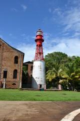 Guyane : Hôpital du bagne des îles du Salut