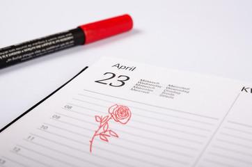 agenda Sant Jordi