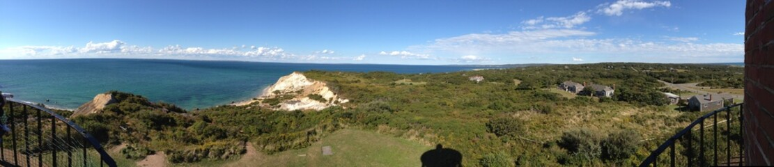 Outlook from Martha's Vineyard