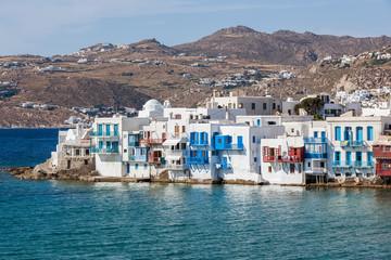 Fototapete - Mykonos, Greece