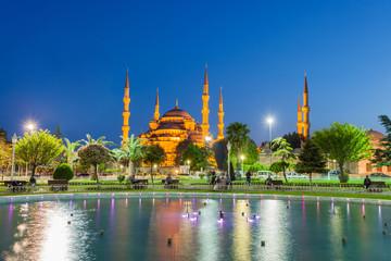 Blue Mosque,Istanbul Turkey