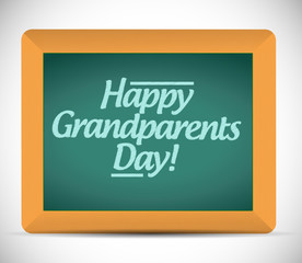 happy grandparents day written message