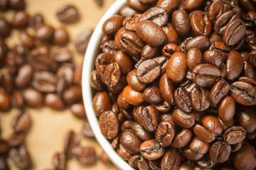 roasted coffee seed