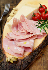 Wurst, Käse