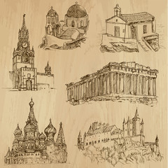 Places and Architecture around the World (no.11)