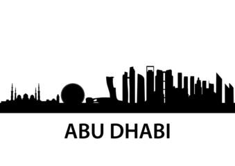 Skyline AbuDhabi