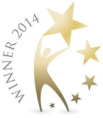 Logo winner 2014