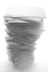 Papierstapel