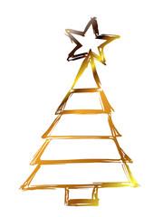 bilder und videos suchen goldener weihnachtsbaum. Black Bedroom Furniture Sets. Home Design Ideas