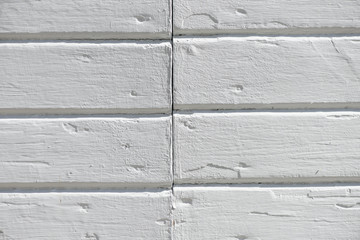 Textured background of wooden wall