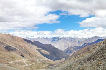 A view from Khardung La (pass)