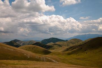 vallata montagna italia