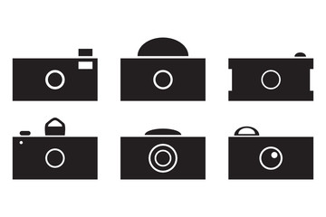 Kamera Set Vektor
