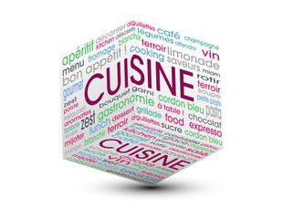 cube cuisine