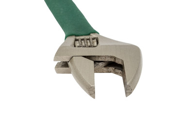 Adjustable wrench work spanner