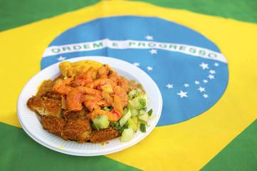 Traditional Authentic Acaraje Salvador Bahia Brazil