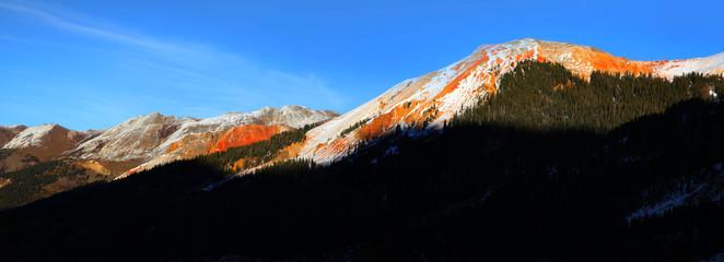 Red Mountain peak