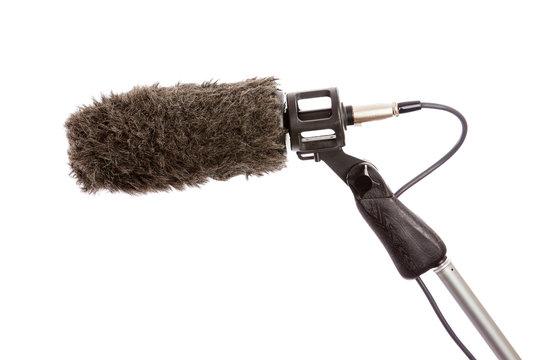 Boom Microphone Windshield