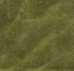 green  Faux Fur texture