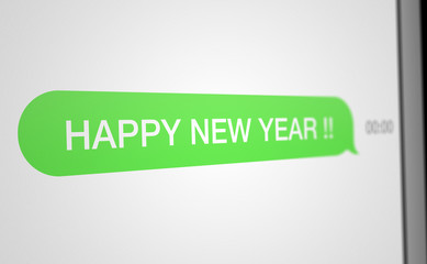 SMS Happy New Year