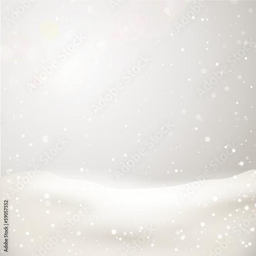Powerpoint schneeflocken hintergrund