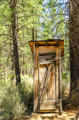 Historic Outhouse