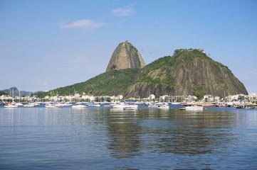 Sugarloaf Pao de Acucar Mountain Rio de Janeiro