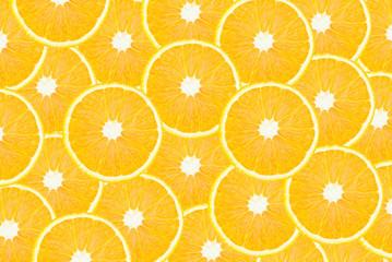 Сочные дольки апельсина