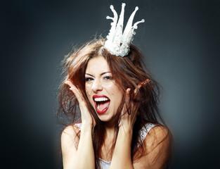 crazy princess