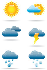 Universal Weather Icons