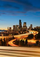 Wall Mural - Seattle skyline