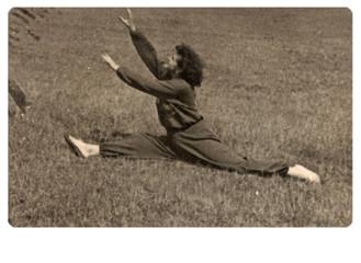 yoga - circa 1950