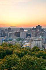 Montreal sunrise