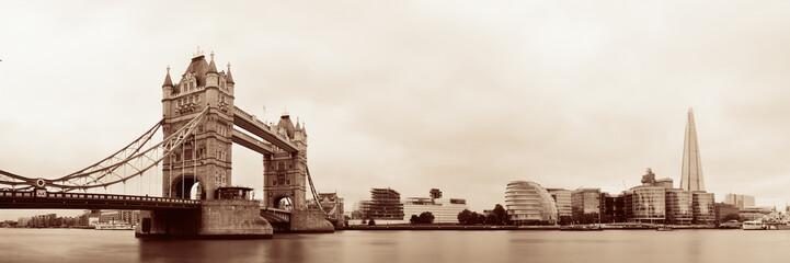Wall Mural - London skyline