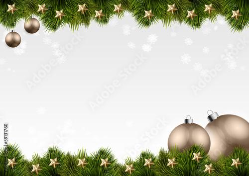 edler weihnachtlicher rahmen karte stockfotos und. Black Bedroom Furniture Sets. Home Design Ideas